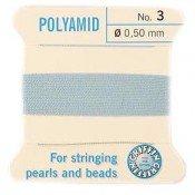 Fio Poliamida n.º 3 ~ 0.50mm